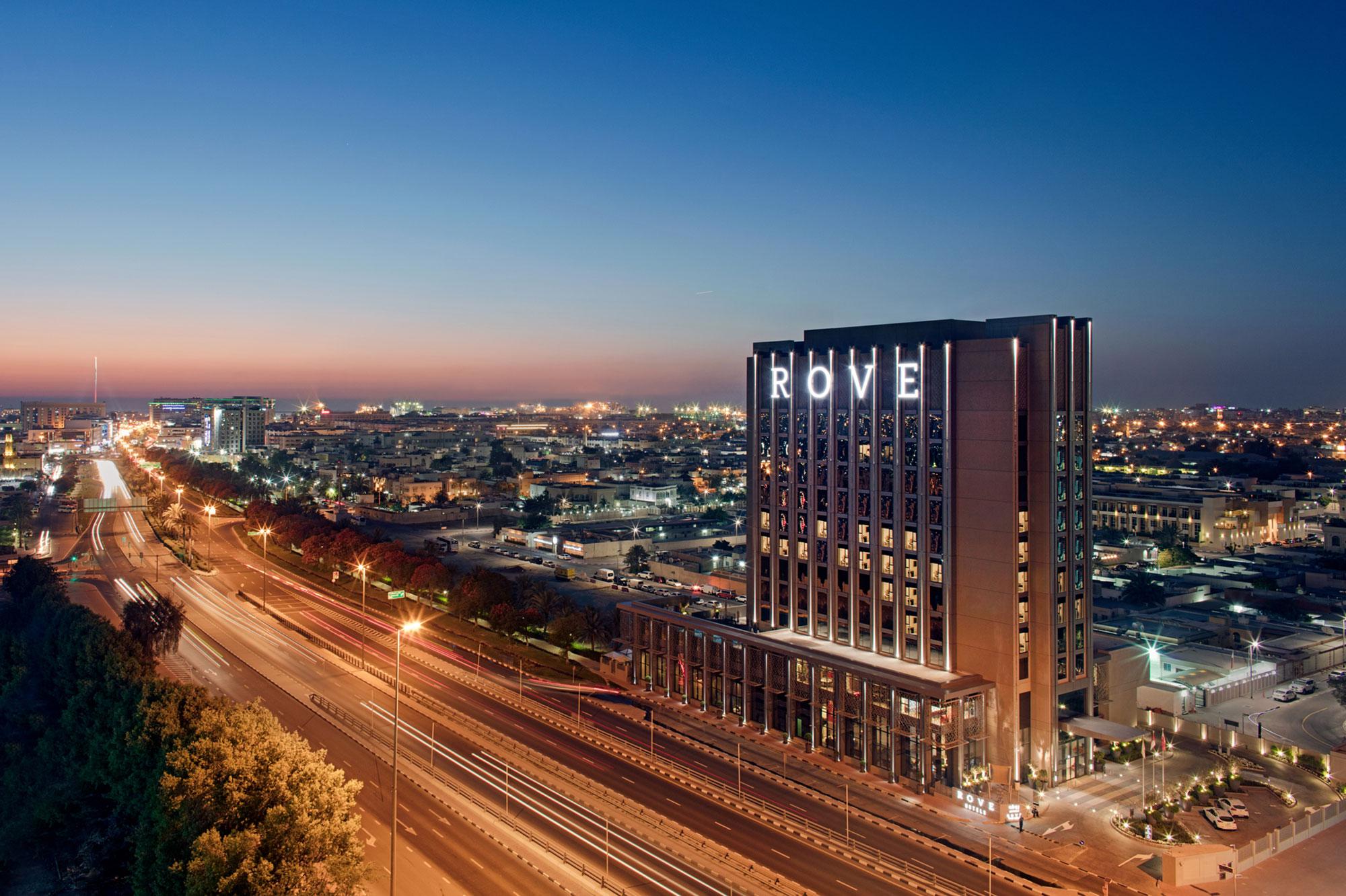 Hotel Near World Trade Centre Dubai Rove Trade Centre