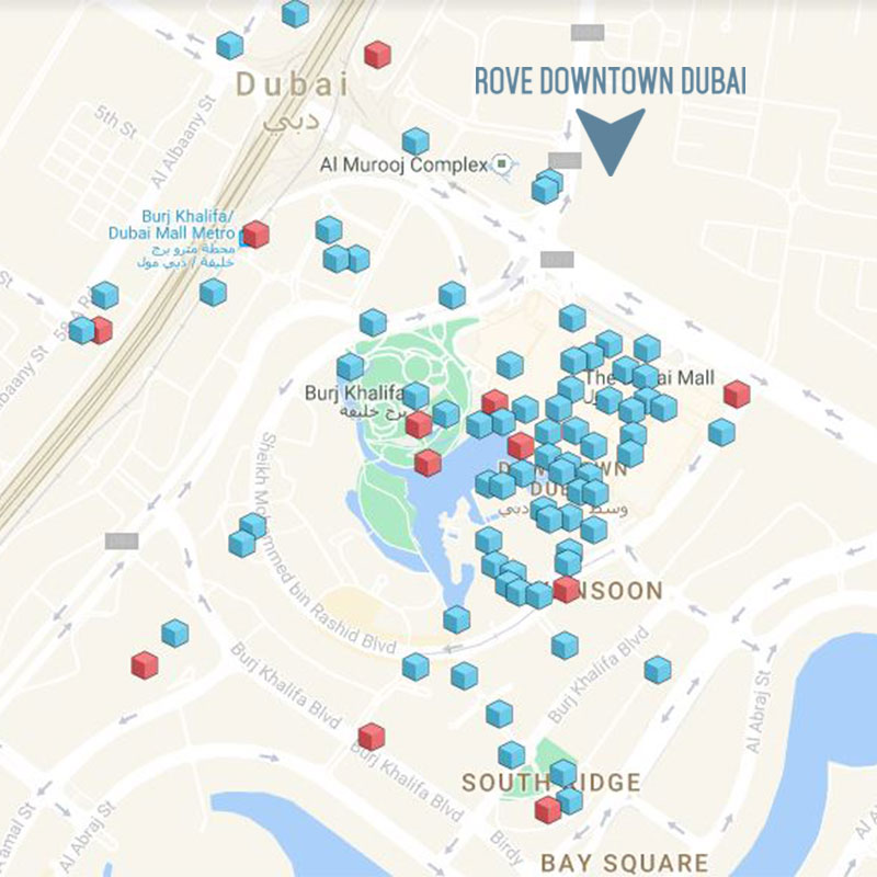 Where to find pokestops and gyms in downtown dubai rove hotels rovemappokemongo gumiabroncs Image collections